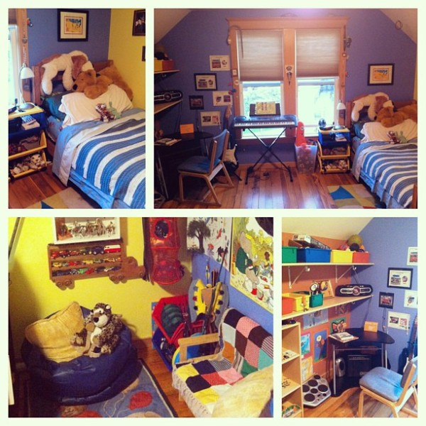 silas new room